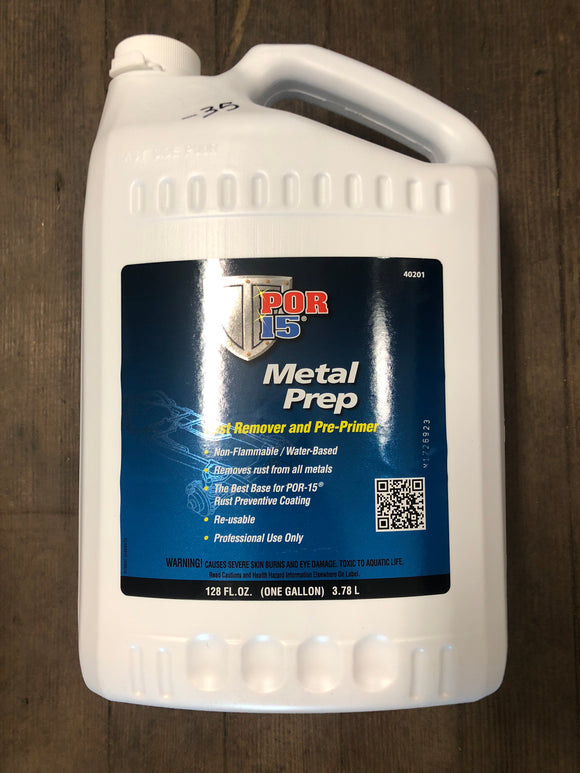 Por15 40201 Metal Prep Gallon