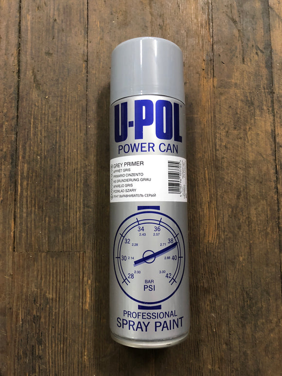 Upol Power Can Grey