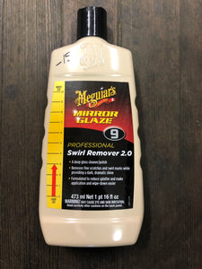 Meguiars No. 9 Pint Swirl Remover