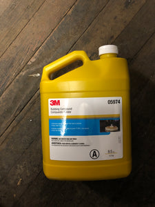 3M 5974 Gallon rubbing compound