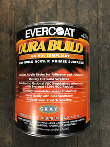 Evercoat Dura Build Primer grey 1 gal