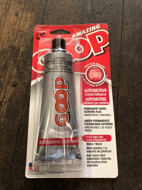 Goop Auto Glue 3.7 Oz
