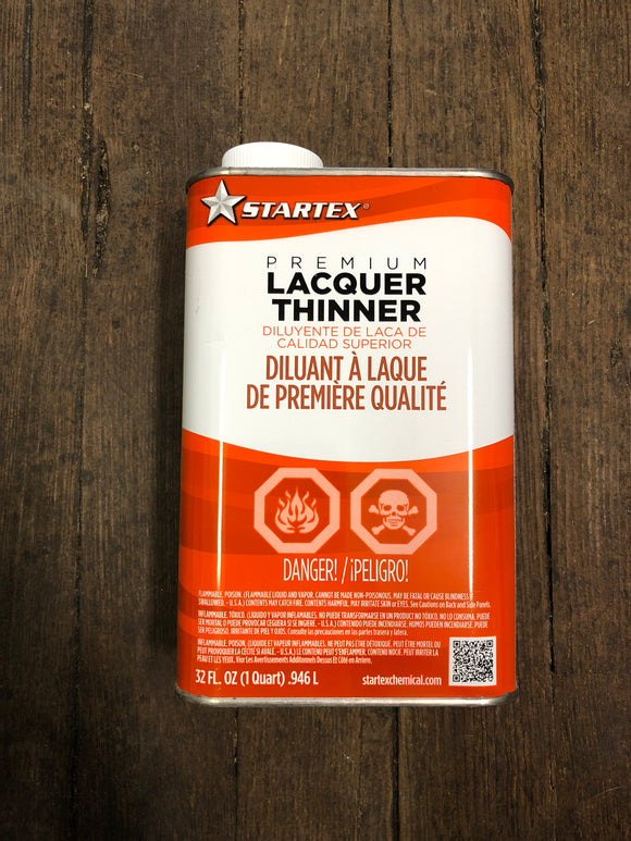 Startex Lacquer Thinner