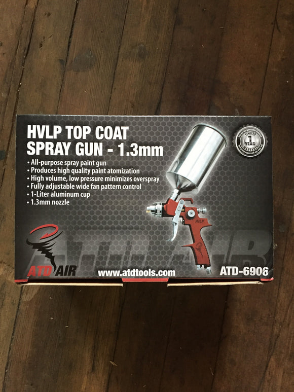 Atd Hvlp Primer Spray Gun 1.8Mm
