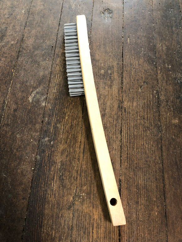 Premier Zpro long handle wire brush