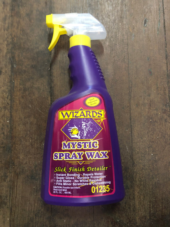 Wizards 1235 Mystic Spray Wax