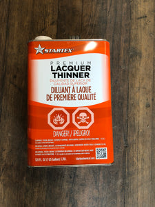 Lacquer Thinner gal