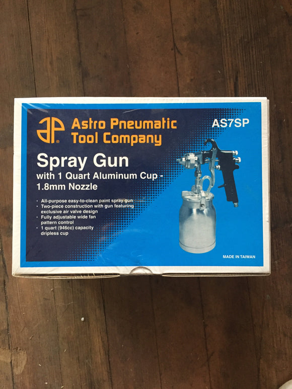 Astro Pneumatic Spray Gun 1.8mm