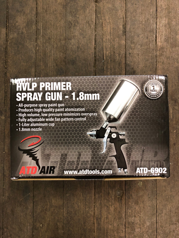 ATD Primer Spray Gun 1.8 mm