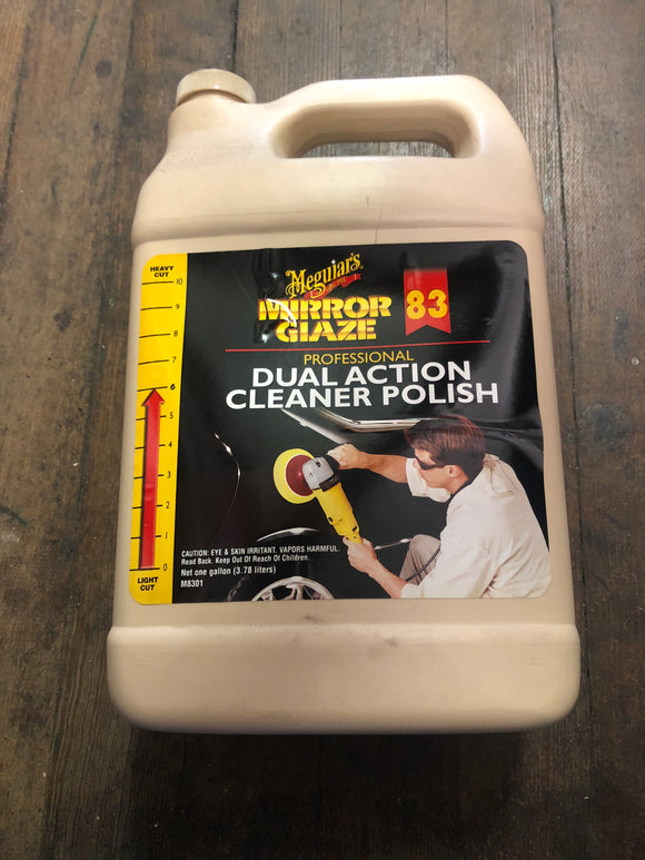 Meguiars 83 Dual Action Cleaner Polish