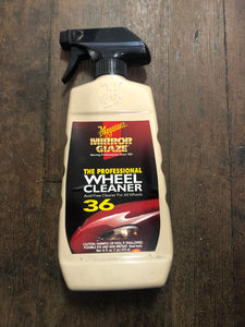 Meguiar's 36 Wheel Cleaner