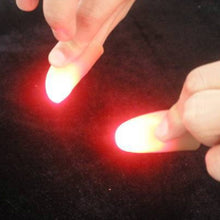 1 Pair Kids LED Light Flashing Fingers