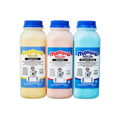 MOOOOD MUSCLE SOAK GIFT SET
