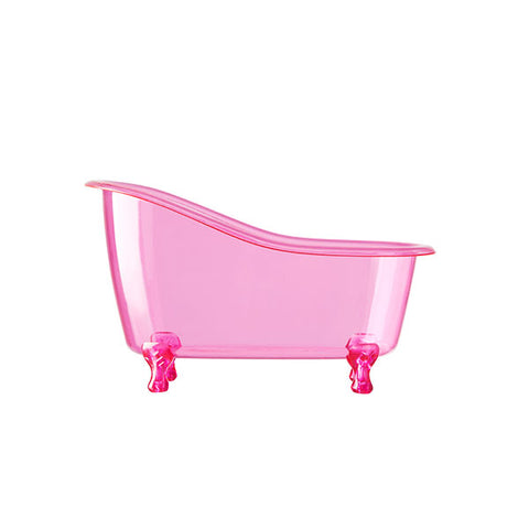 PINK TUB BEAUTY ORGANIZER