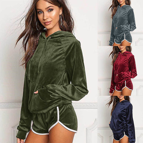 Tracksuit for women - Velour set