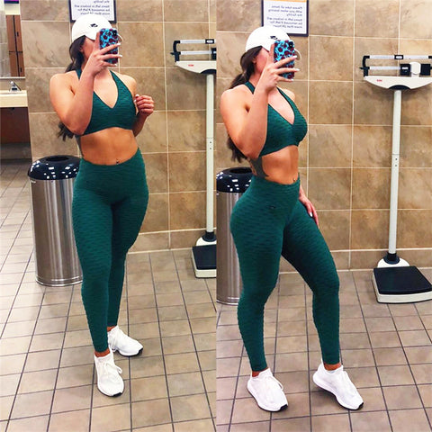 Fitness Outfit 2 Piece