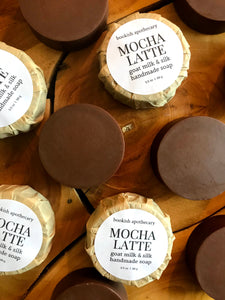 Mocha Latte Goat Milk & Silk