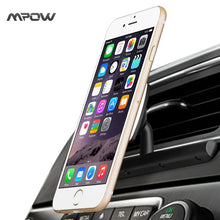 Mpow Best Magnetic CD Slot Car Mount Holder 360 Degree Swivel Universal Black Cradle-less Car Phone Holder with best quality