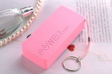 wopow Perfume power Bank 5600Mah Portable powerbank External Battery cargador portatil 18650 mobile charger for mobile phone