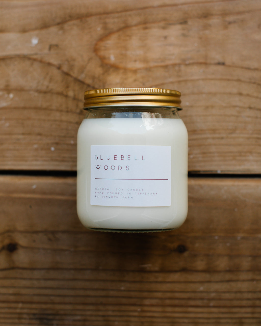 Classic Candle - Bluebell Woods
