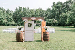 Doorway Ceremony Entrance (Rental)