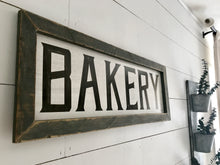 "Farmhouse ""Bakery"" Sign"