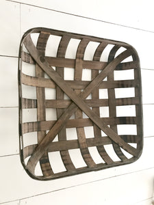 Tobacco Basket (Small)