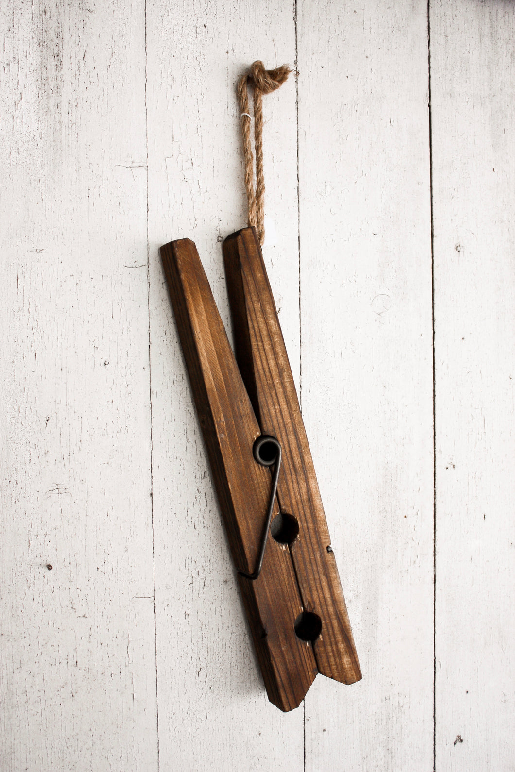 Large Wooden Clothespin
