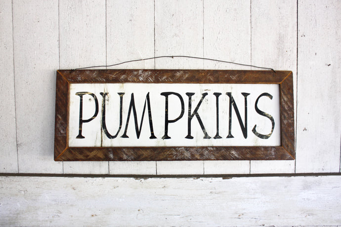 Fall Farmhouse Sign
