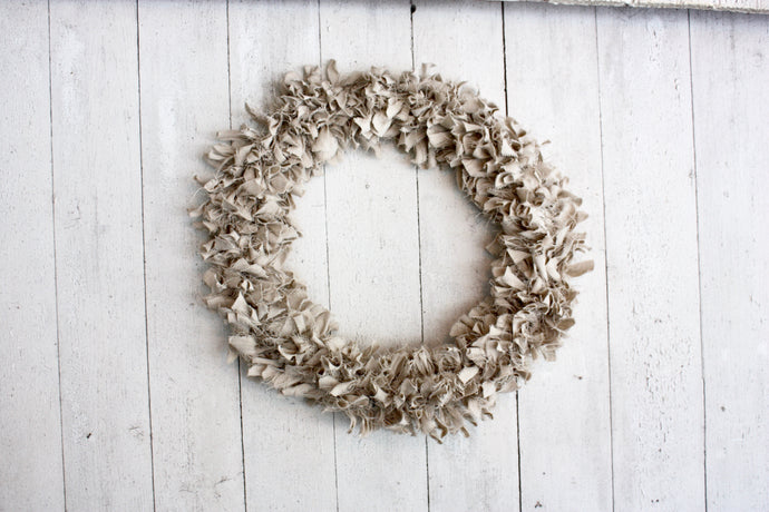 Shabby- Chic Wreath