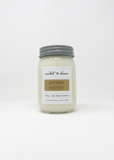 Autumn Harvest- Soy Candle