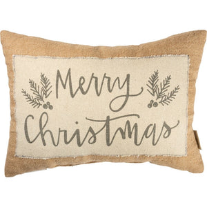 Merry Christmas- Pillow