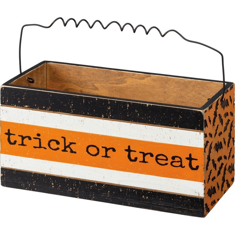 Trick Or Treat Caddy
