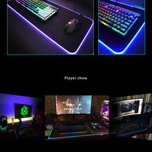 Tapis Gamer à LED