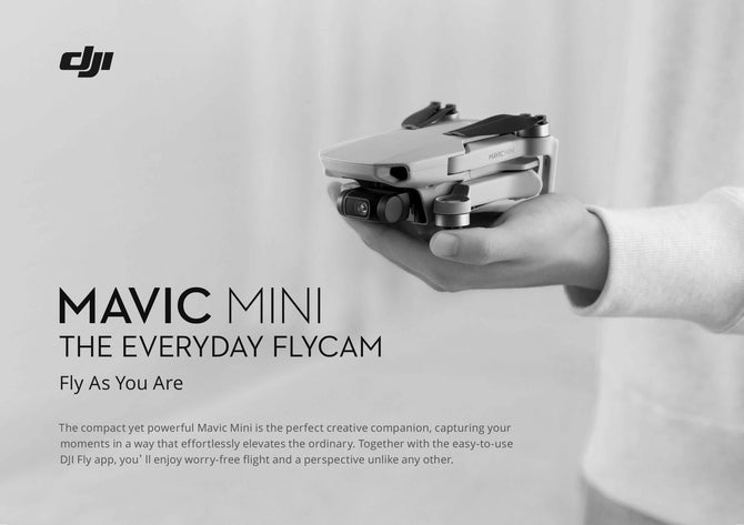 Mavic Mini Single