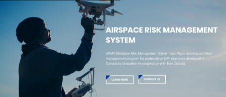 "Duwatech ""Airspace Risk Management System"" (ARMS)"