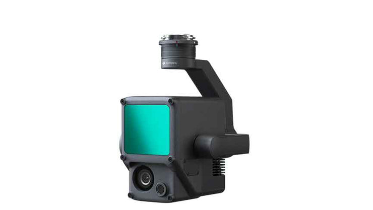 Zenmuse L1 - LiDAR + RGB Photogrammetry Solution for Matrice 300 RTK
