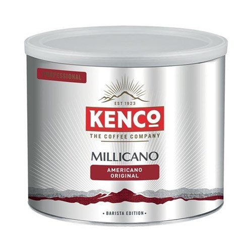 Kenco Millicano Wholebean Instant Coffee 500g Tin
