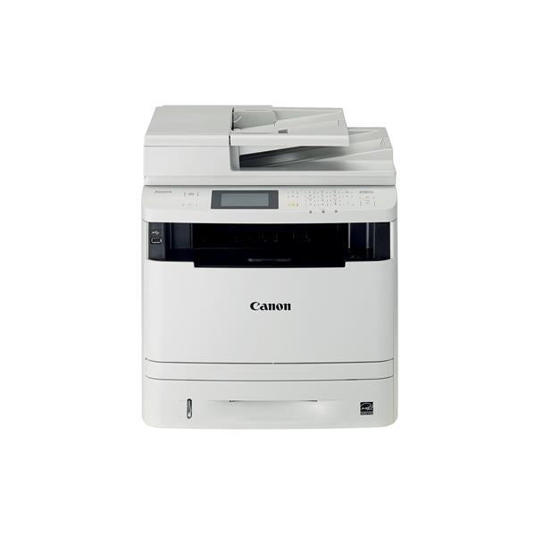 Canon I-SENSYS MF411dw Multifunctional Laser Printer A4 33ppm White Ref 0291C049AA
