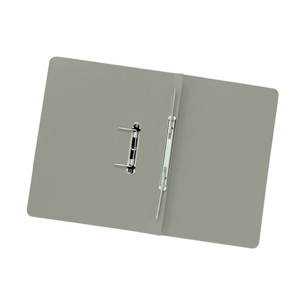 5 Star Elite Transfer Spring File Heavyweight 315gsm Capacity 38mm Foolscap Green [Pack 50]