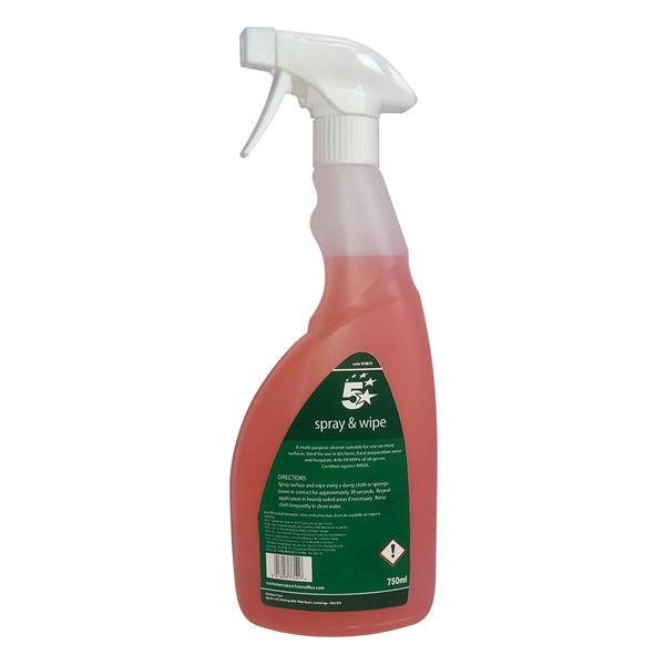 5 Star Facilities Catering Cleaner 750ml
