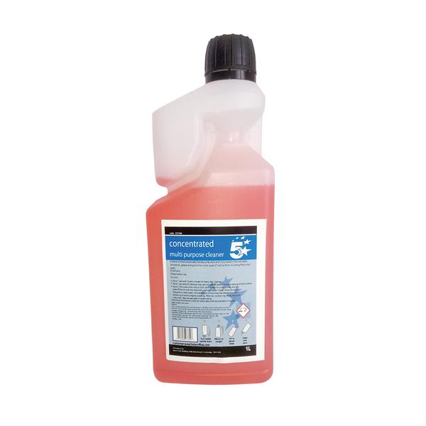 5 Star Facilities Concentrated Multi-purpose Cleaner 1 Litre