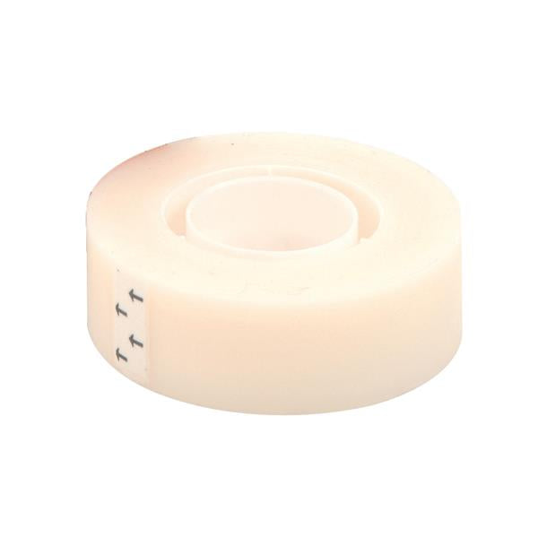5 Star Office Invisible Matt Tape Write-on Type-on 19mm x 33m [Pack 8]