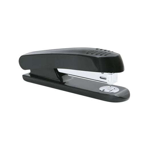 5 Star Office Stapler Full Strip Plastic Capacity 20 Sheets Black