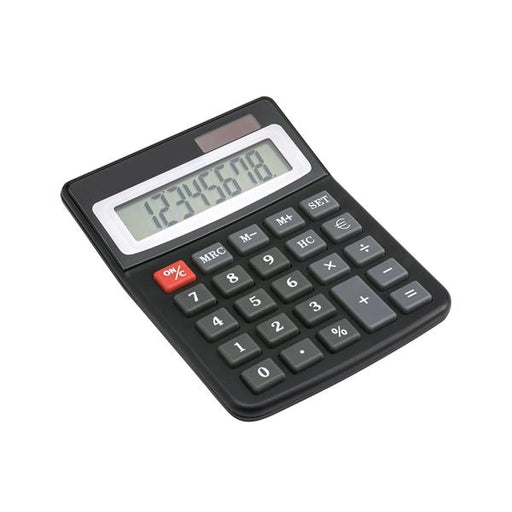 5 Star Office Desktop Calculator Dual-powered 8 Digit Display 3 Key Memory