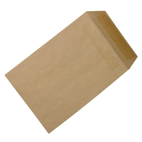 5 Star Office Envelopes Heavyweight Pocket Self Seal 115gsm Manilla C5 [Pack 500]