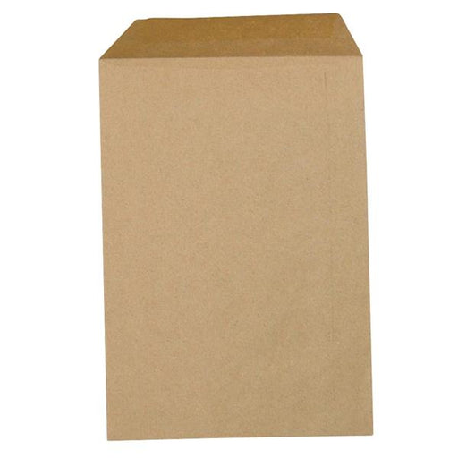 5 Star Office Envelopes Lightweight Pocket Gummed 80gsm Manilla C5 [Pack 1000]