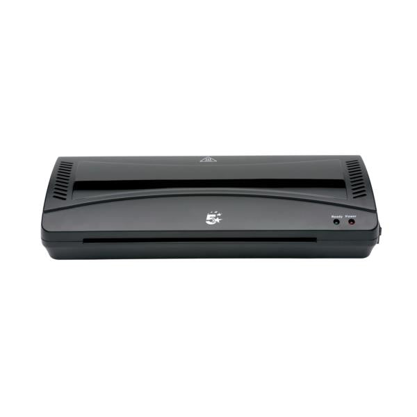 5 star office hot and cold a4 laminator up to 2x100micron for 5 star energy