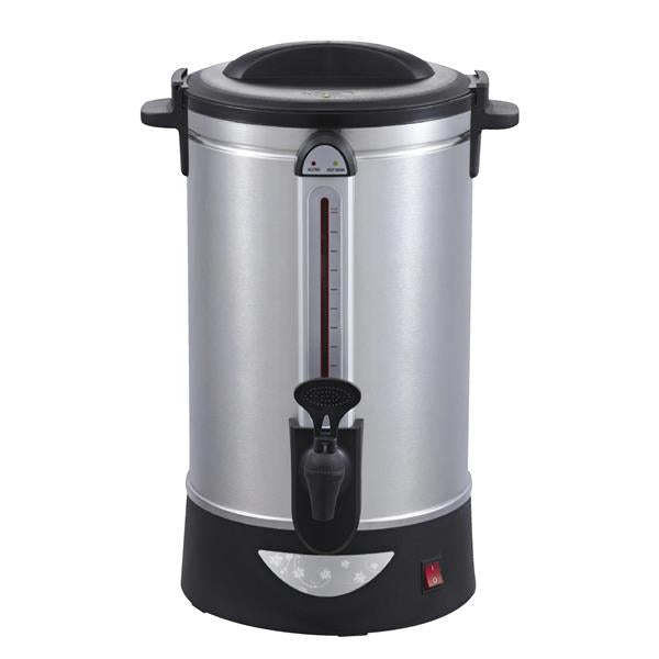 5 Star Facilities Catering Urn - Boil Dry & Overheat Protection - 1600W 10 Litre