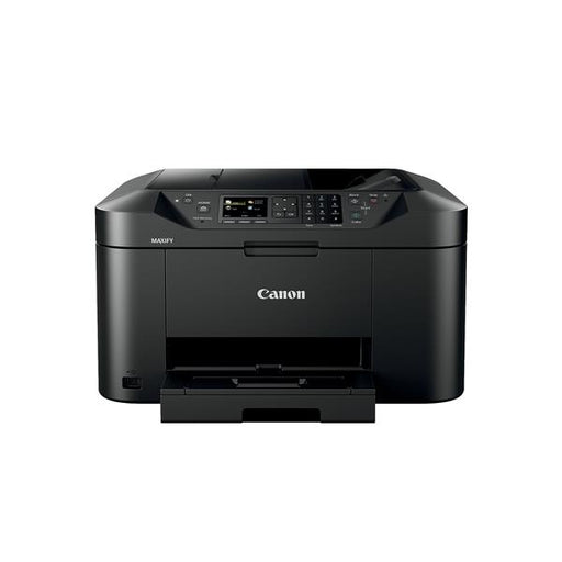 Canon Maxify MB2155 Colour Inkjet Multifunction Printer WiFi 13ipm Black Ref 0959C028AA